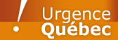 Urgence Québec. The following link opens in another window.