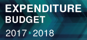 Expenditure Budget 2017-2018. The following link opens in another window.